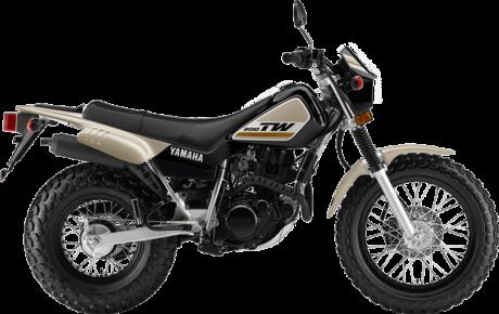 Yamaha TW200 2018