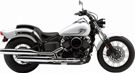 2018 Yamaha V-Star 650 Custom