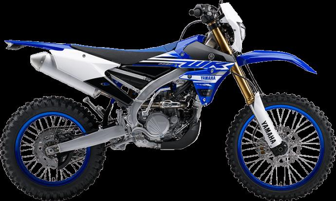 2019 Yamaha WR250F