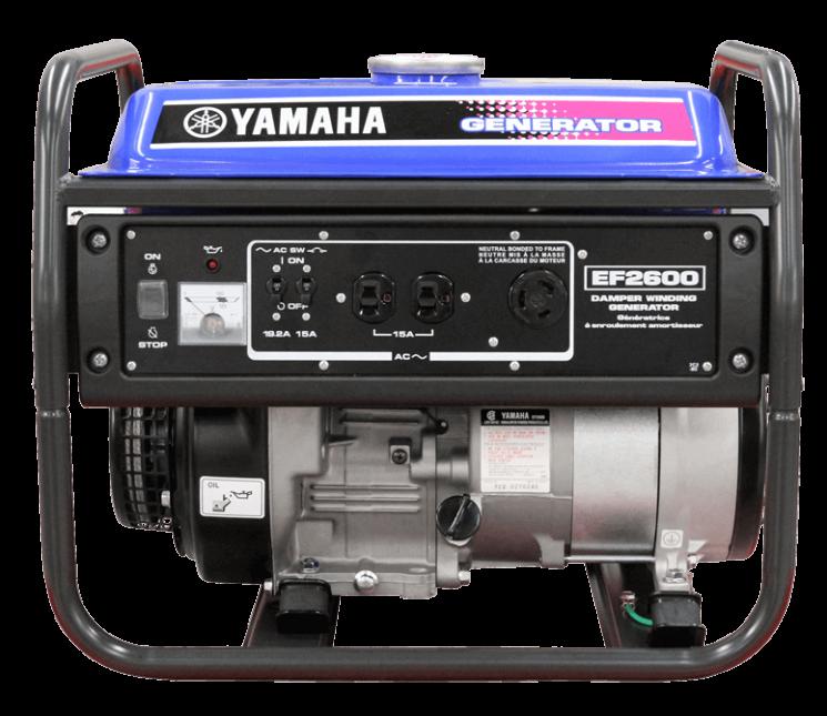 Yamaha EF2600