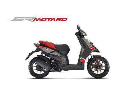 2019 Aprilia SR Motard 50
