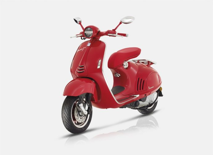 Vespa 946 Red 150CC 2019