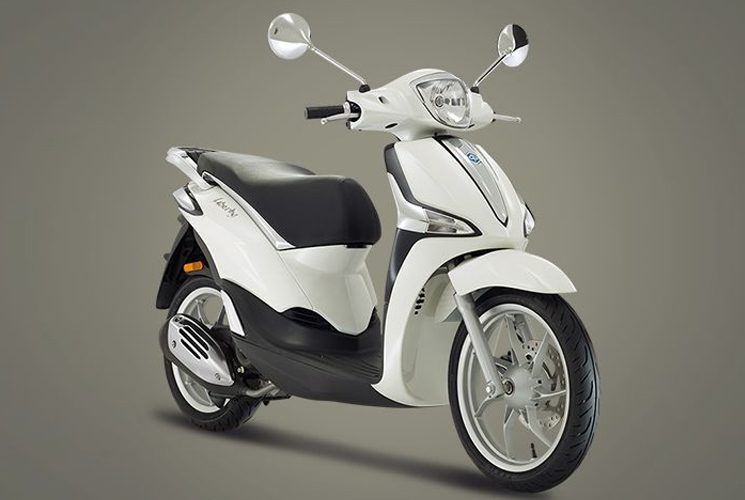 Scooter Piaggio Liberty 50: your best ally in the city