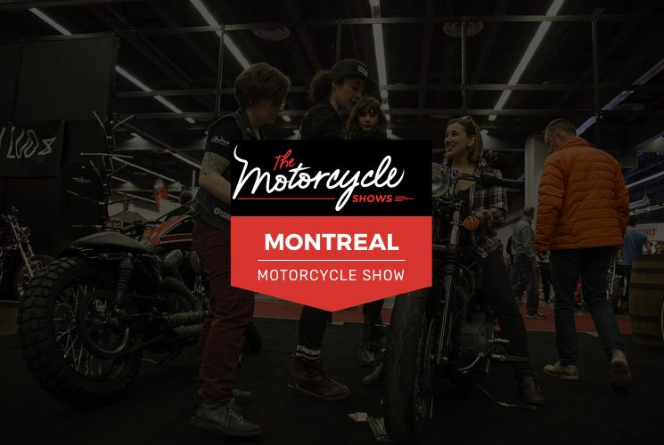 The Montreal Motorcycle show : discover what's new in 2019!