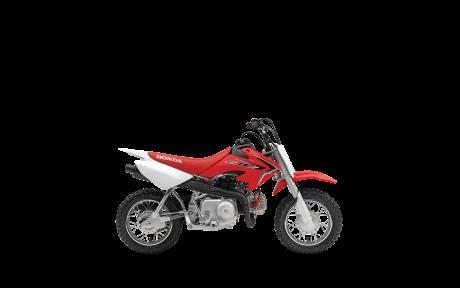 2018 Honda CRF50F