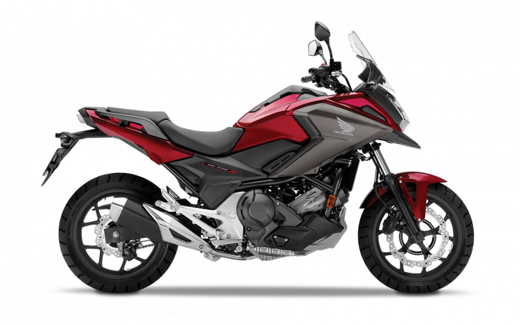 Honda NC750X 2019