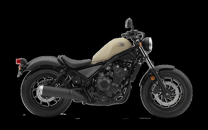 Honda Rebel 500 2019
