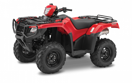 2019 Honda Rubicon 500 DCT IRS EPS