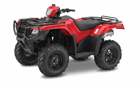 2018 Honda Rubicon 500 IRS EPS