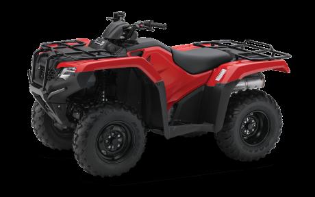 Honda TRX420 2018