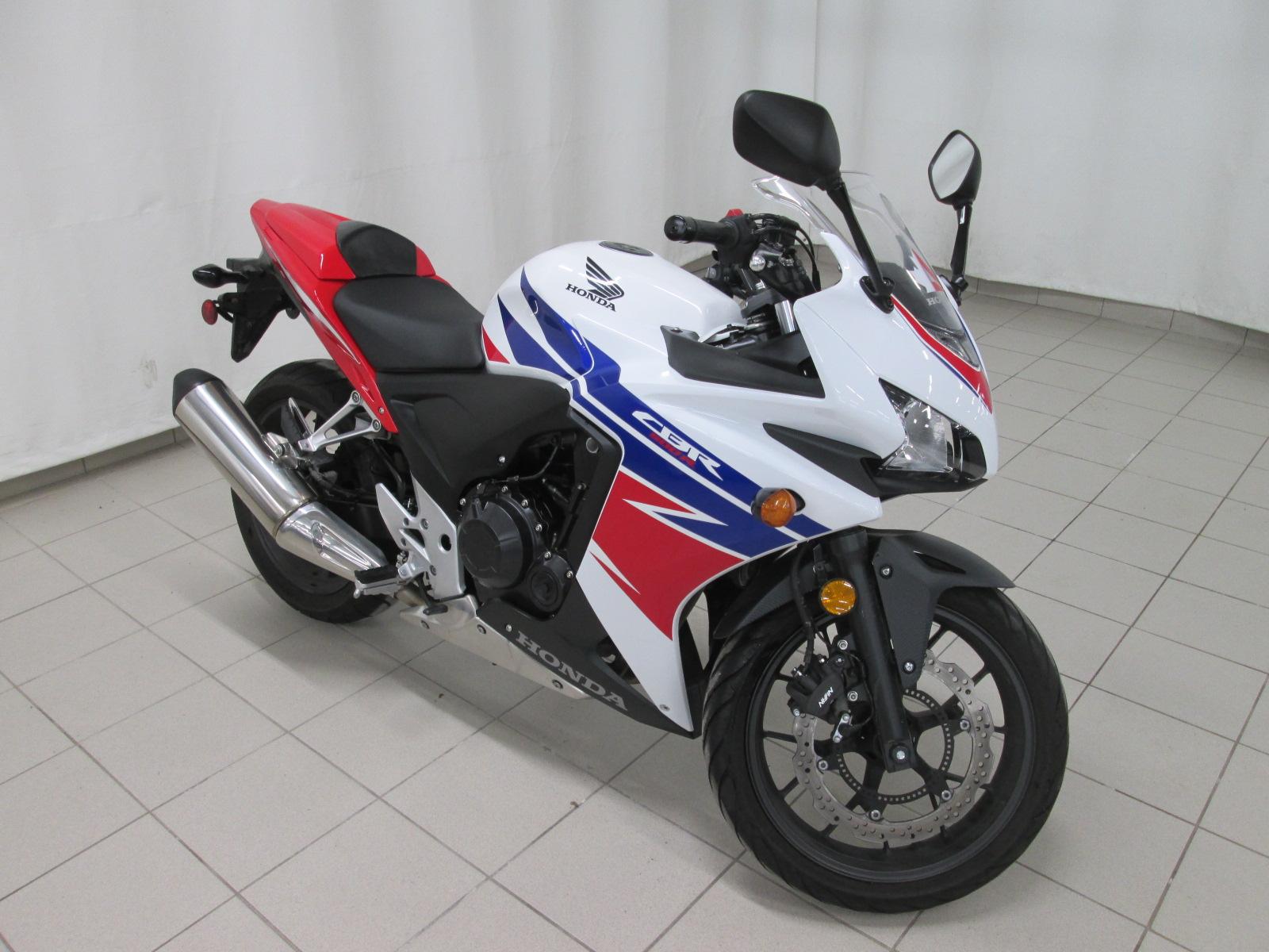 HONDA CBR500 abs 2014