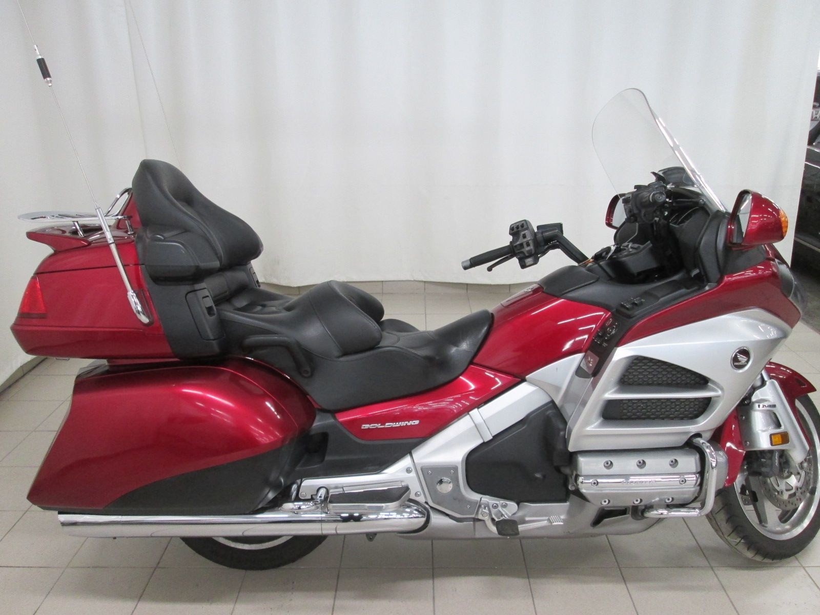 2012 HONDA GOLDWING 1800 GL1800