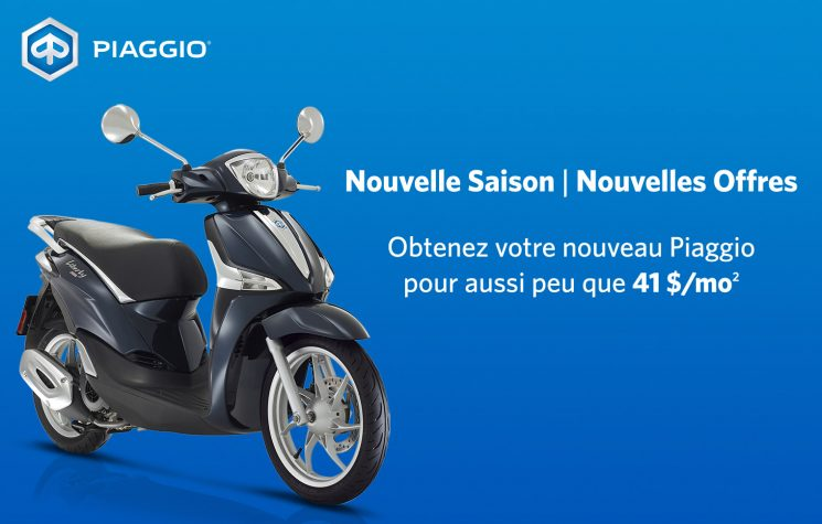 piaggio financing as low as 1.99%