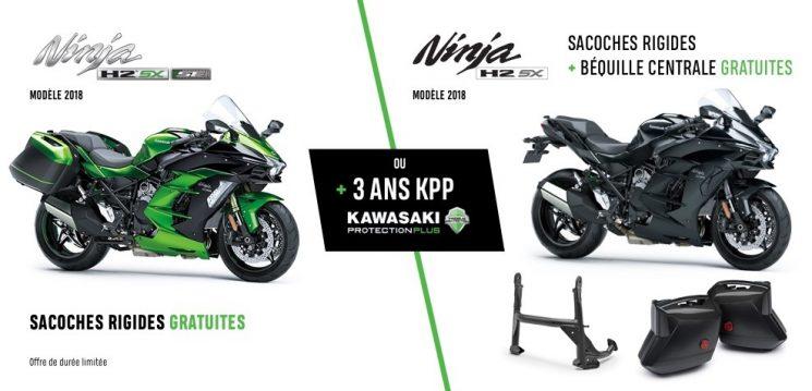 H2 SX Offre d'Accessoires Achetez une nouvelle sélection de Ninja H2 SX SE