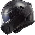 LS2 FF313 Vortex Solid Motorcycle Helmet