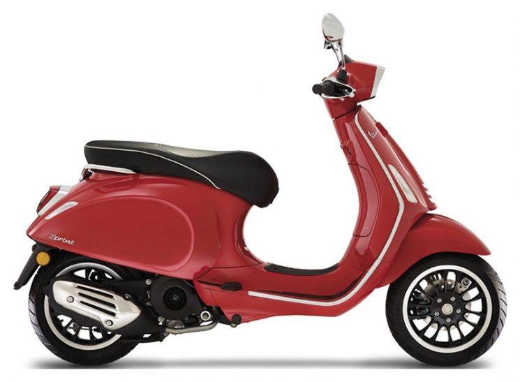 Vespa SPRINT50  IGET 2020