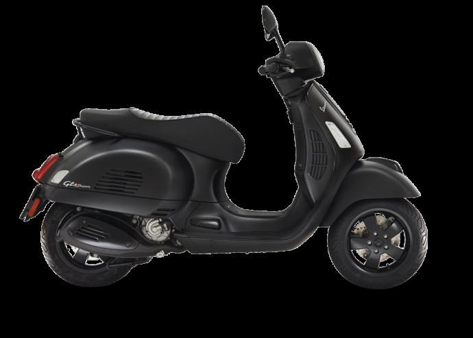 2020 Vespa GTS Super Notte 300