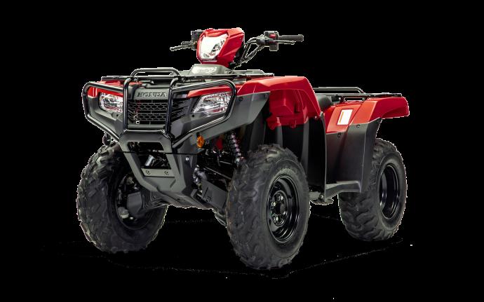 2020 Honda Foreman TRX520FM1L