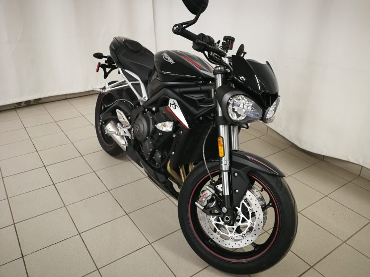 Triumph Street triple RS 2018