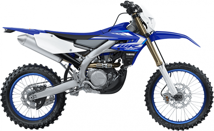 2020 Yamaha WR450F