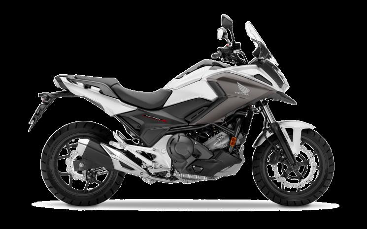 Honda NC750X DCT 2020