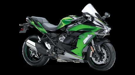 Kawasaki NINJA H2 SX SE+ 2020