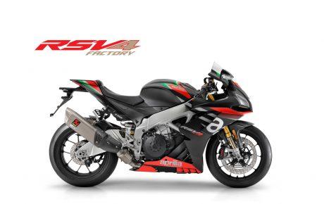 2020 Aprilia RSV4 1100 Factory