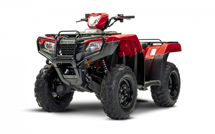 2021 Honda Foreman 520
