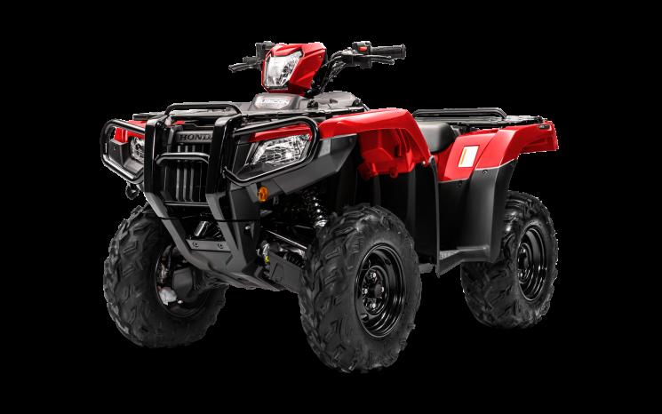 2021 Honda Rubicon 520 DCT IRS EPS