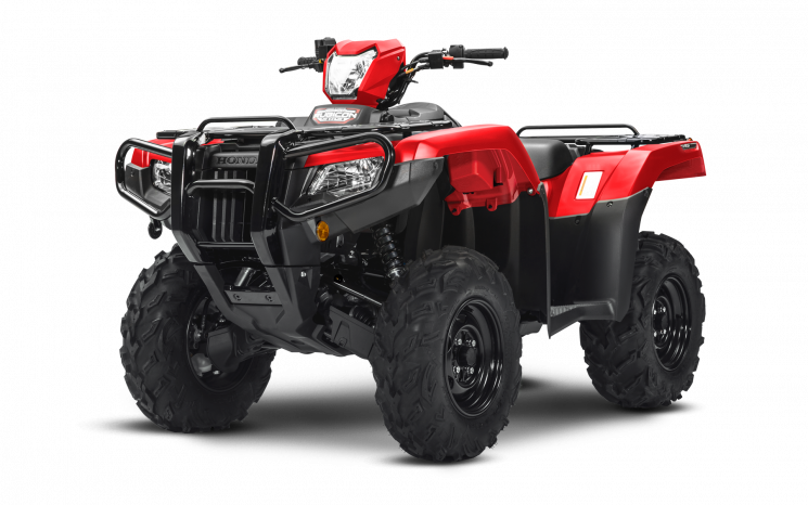 2021 Honda Rubicon 520 IRS EPS