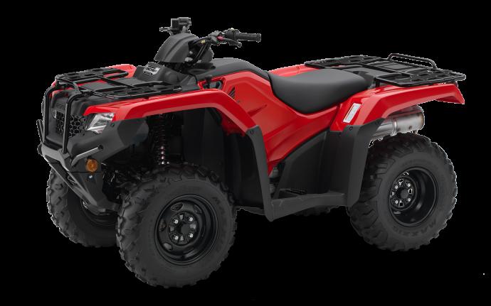 2021 Honda Rancher TRX420