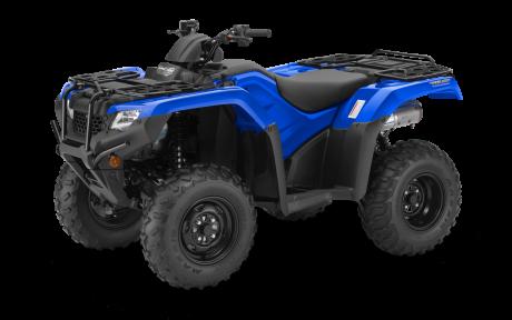 2021 Honda Rancher TRX420 DCT IRS EPS
