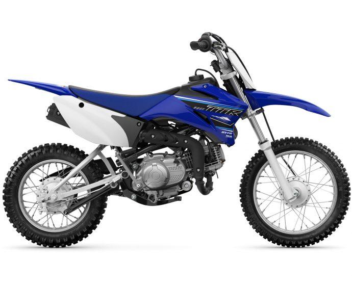 Yamaha TT-R110E 2021