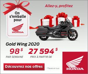 Honda – Gold Wing 2020
