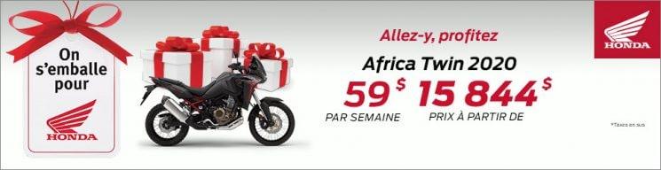 Honda – Africa Twin 2020