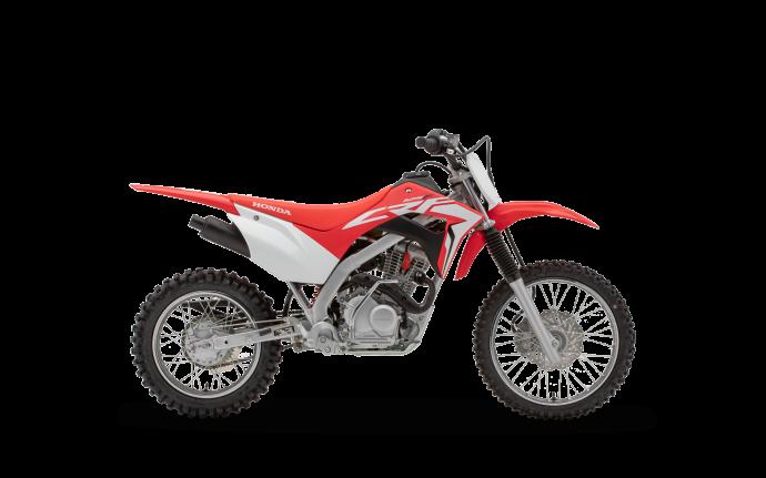 Honda CRF125F Rouge extrême 2021
