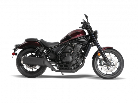2021 Honda REBEL 1100 Bordeaux Red Metallic