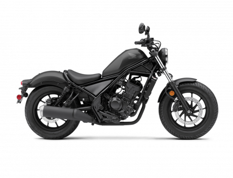 2021 Honda REBEL 300 Matte Axis Gray Metallic