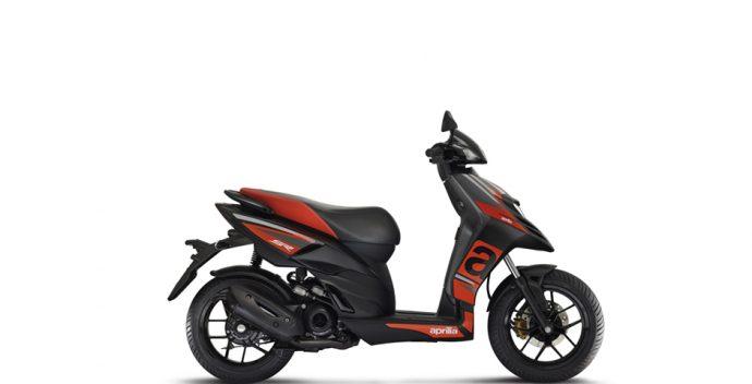Aprilia SR Motard 50 MY21 2021