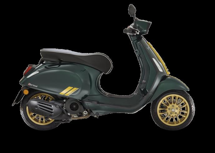 2021 Vespa SPRINT 50 RACING SIXTIES