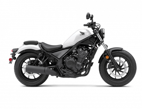 Honda REBEL 500 2021