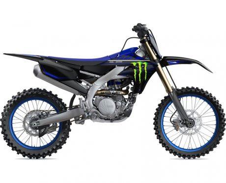 Yamaha YZ450F 2022