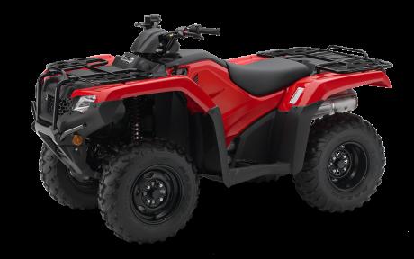 Honda Rancher TRX420 2022